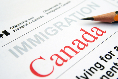 Immigration Canada from your country