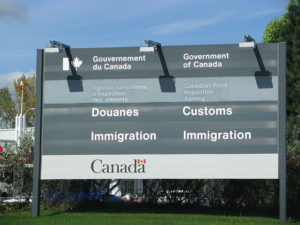 canada customs and immigration